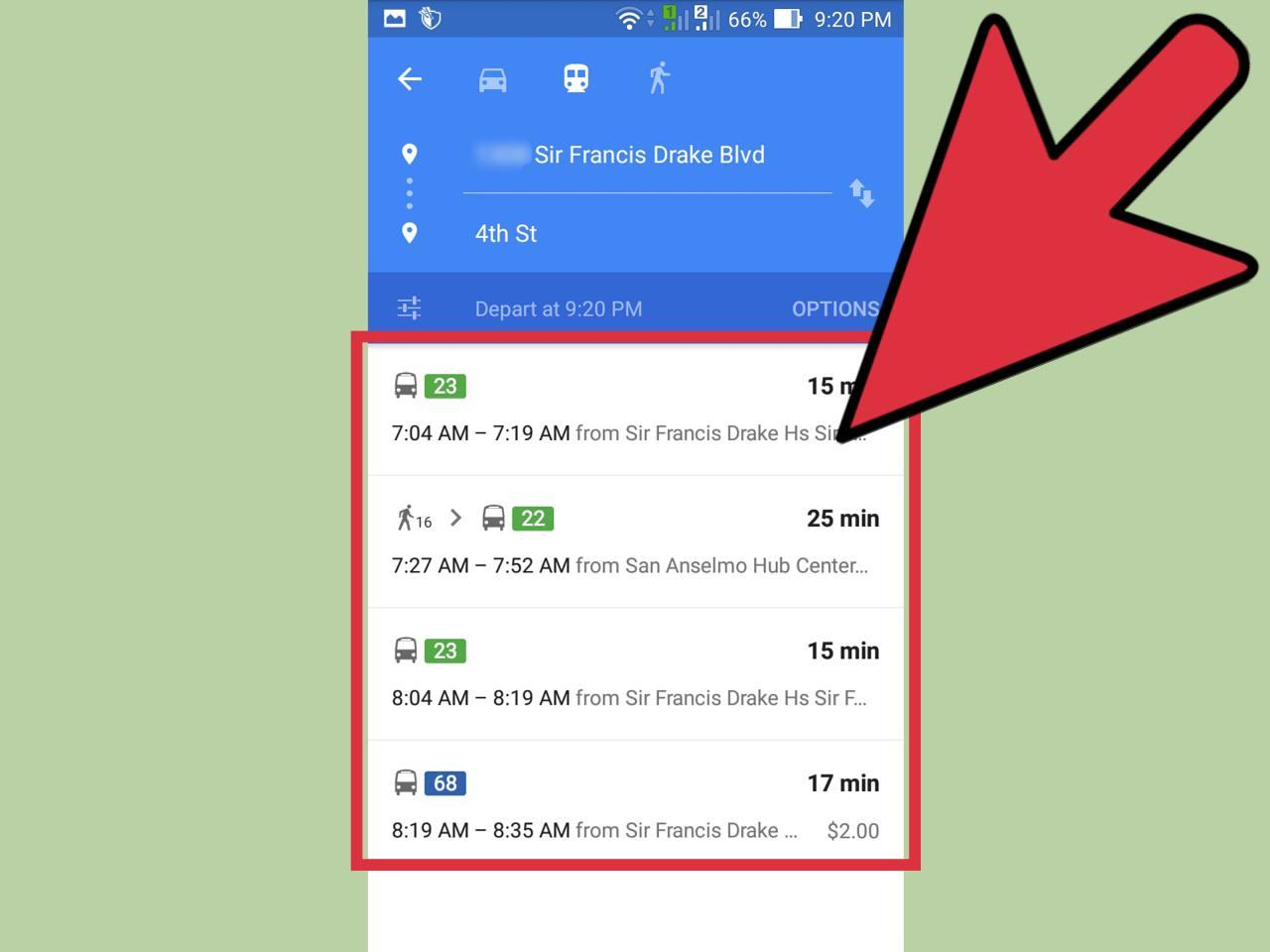 Google Maps, la soluzione anti-covid per gli Autobus (WikiHow)