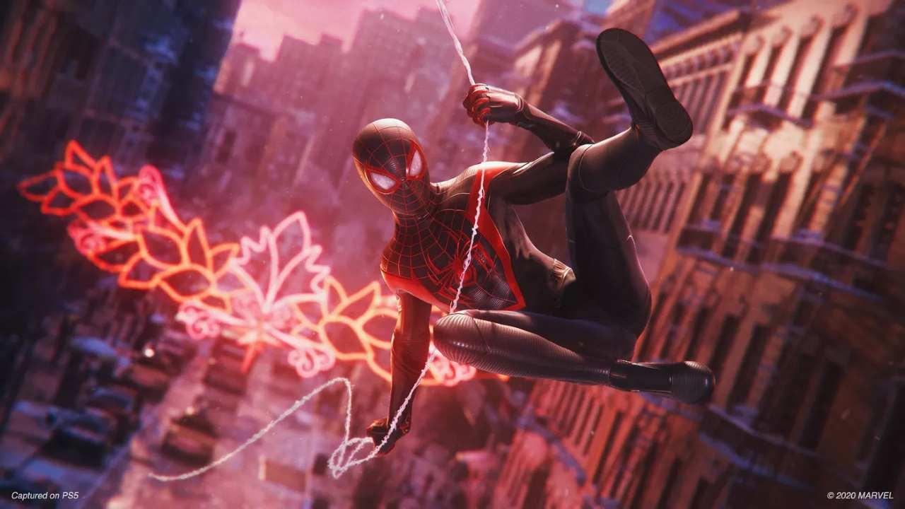 Miles Morales Spider Man (Polygon.com)