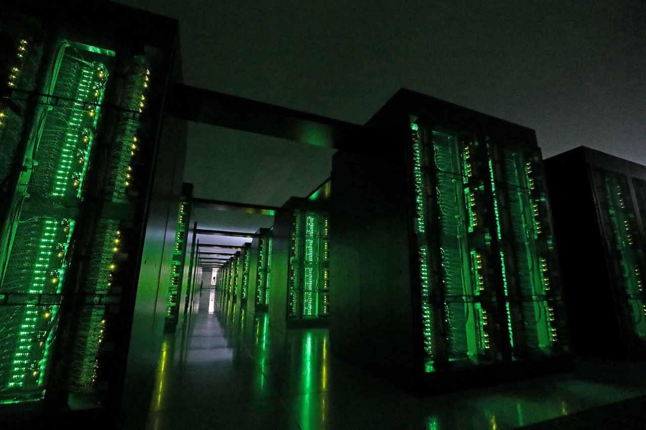Nvidia progetta un nuovo supercomputer