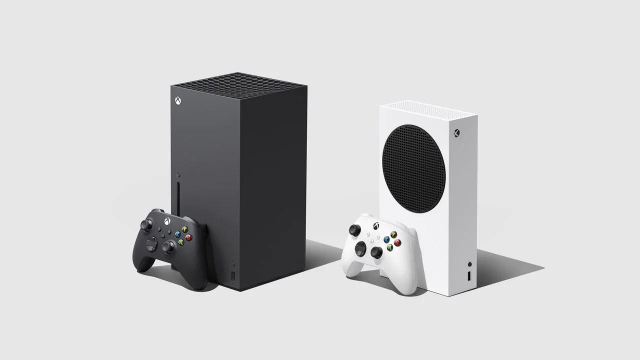 Xbox Series X X box serie X e S (Microsoft)Microsoft)