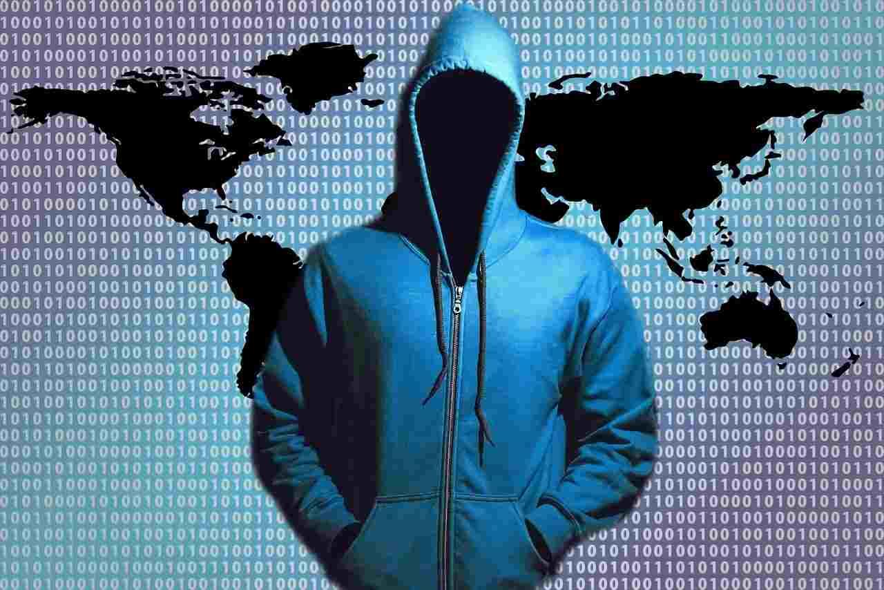 Enel sotto attacco Hacker (via Pixabay)