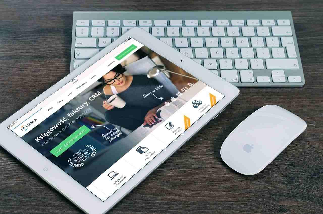 Ipad supporterà Office con mouse e trackpad (Pixabay)