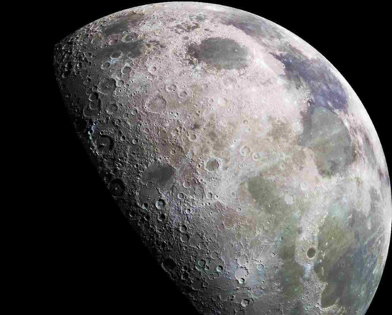 La rete 4G di Nokia sbarcherà sulla luna (Pixabay)