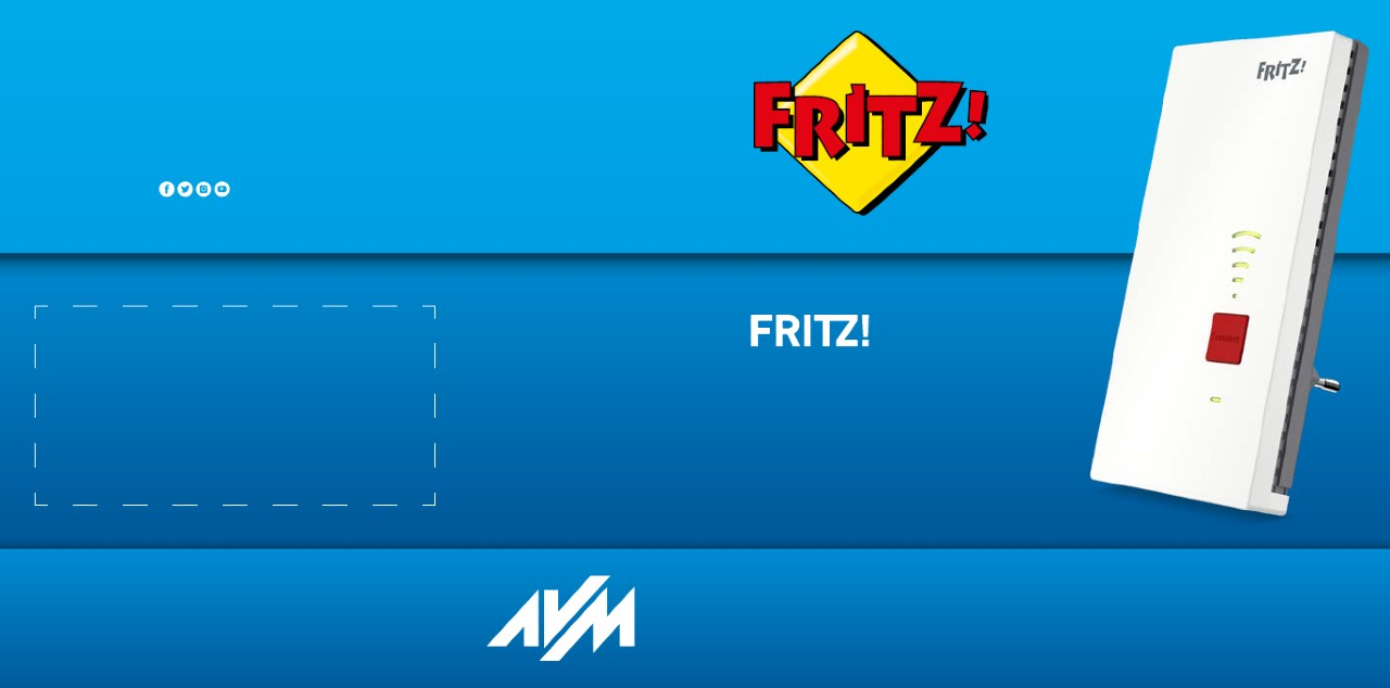 AVM FRITZ! 2400