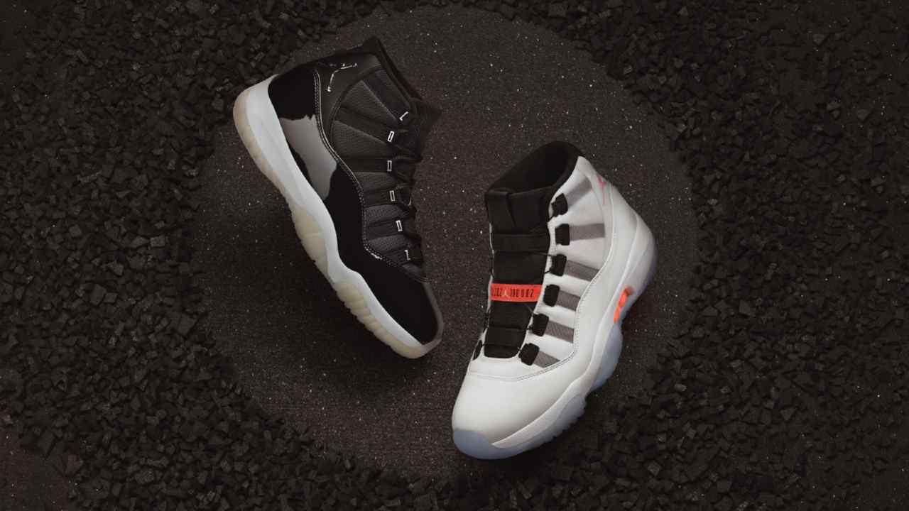 Arrivano le Air Jordan autoallaccianti (Nike)