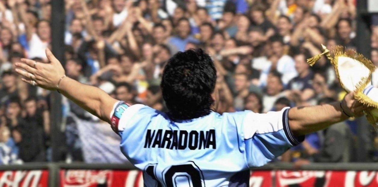 Diego Armando Maradona (Olè)