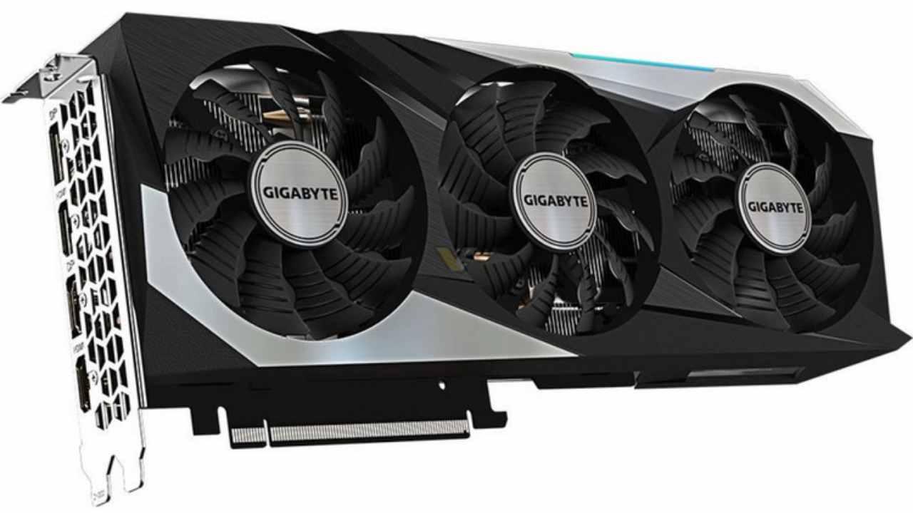 GPU Nvidia RTX 3060 Ti