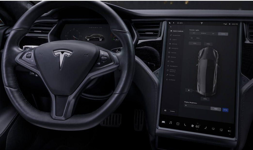GPU AMD sarà installata sullTeslaGPU AMD sarà installata sulla Tesla