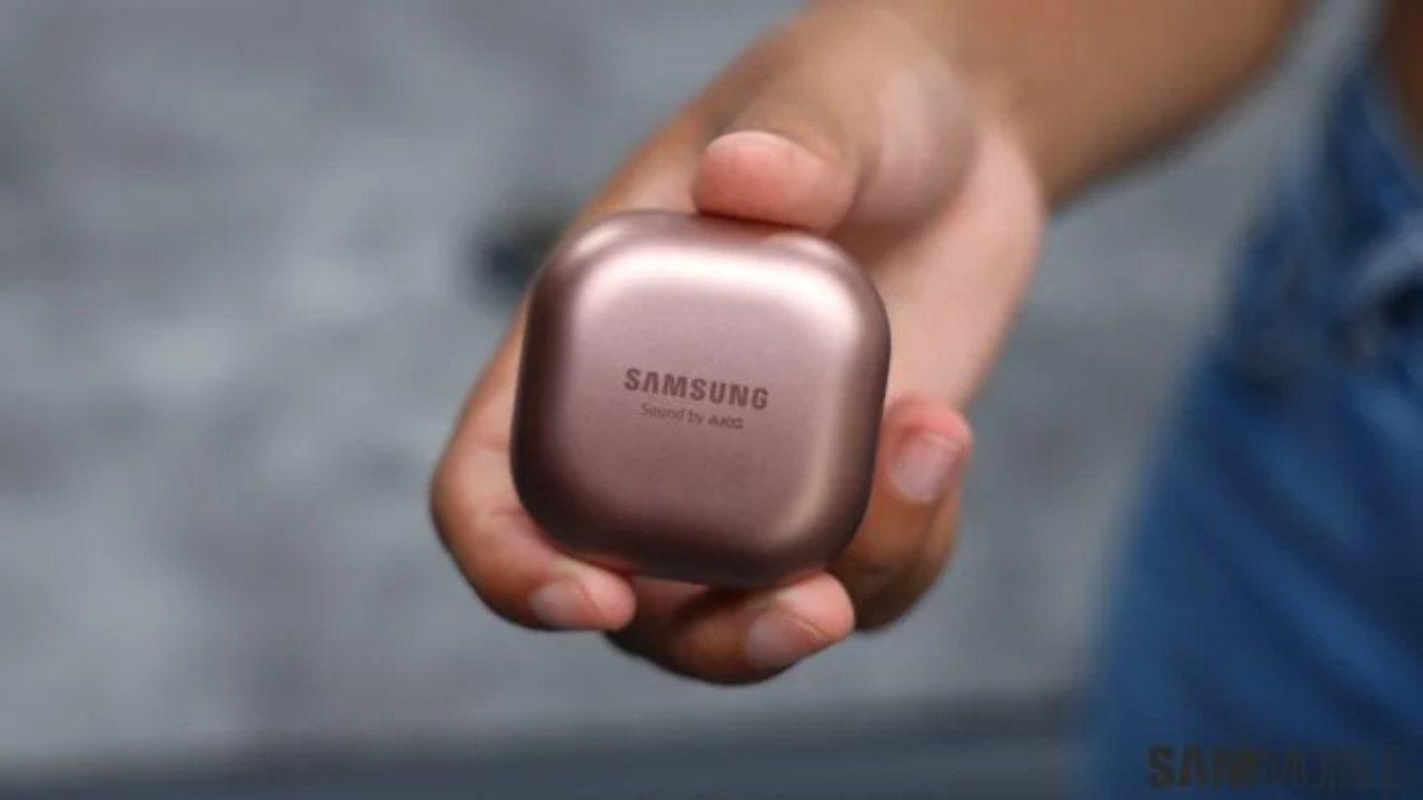 Auricolari wireless Samsung