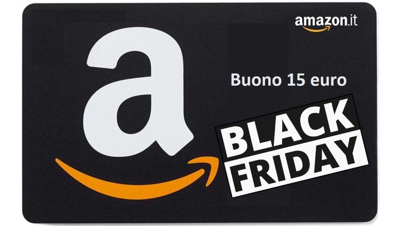 Amazon buono Black Friday