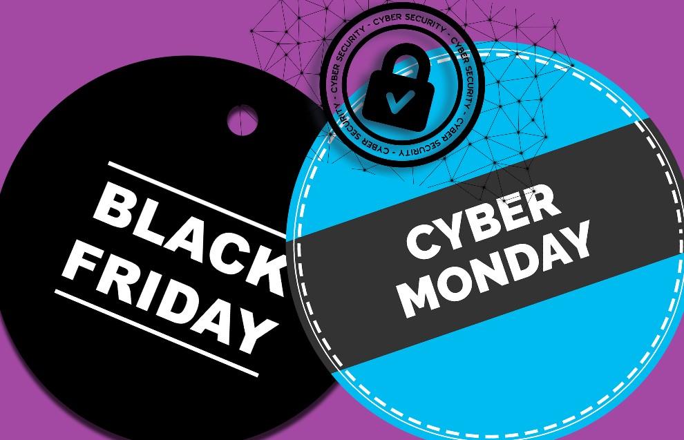 Sicurezza Black Friday e Cyber Monday