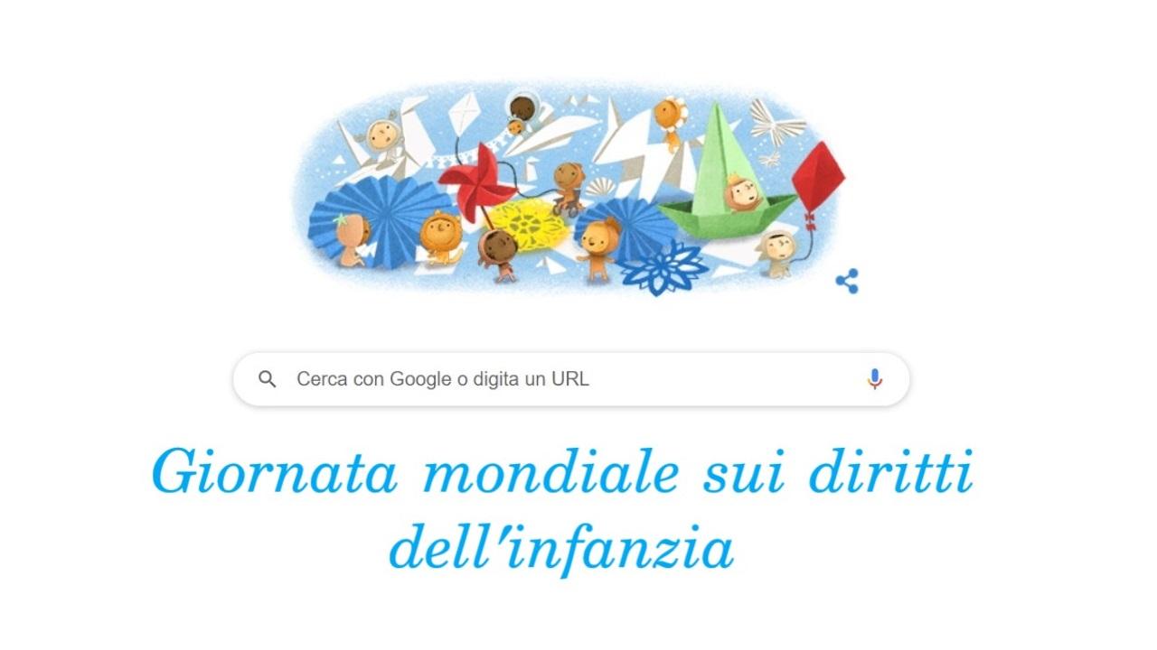 Giornata mondiale sui diritti dell'infanzia