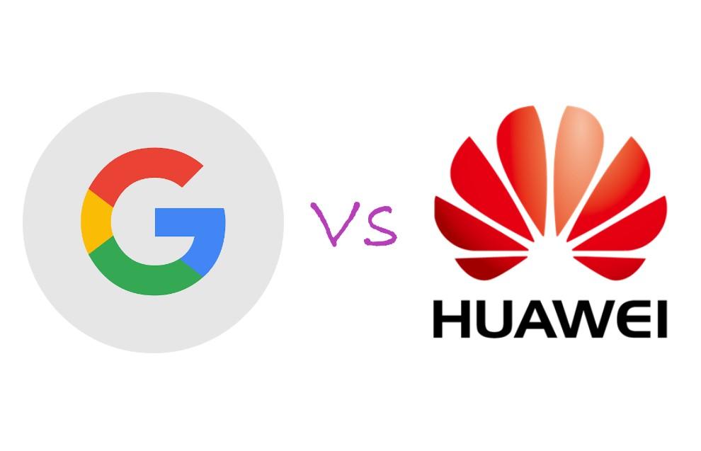 Google contro Huawei