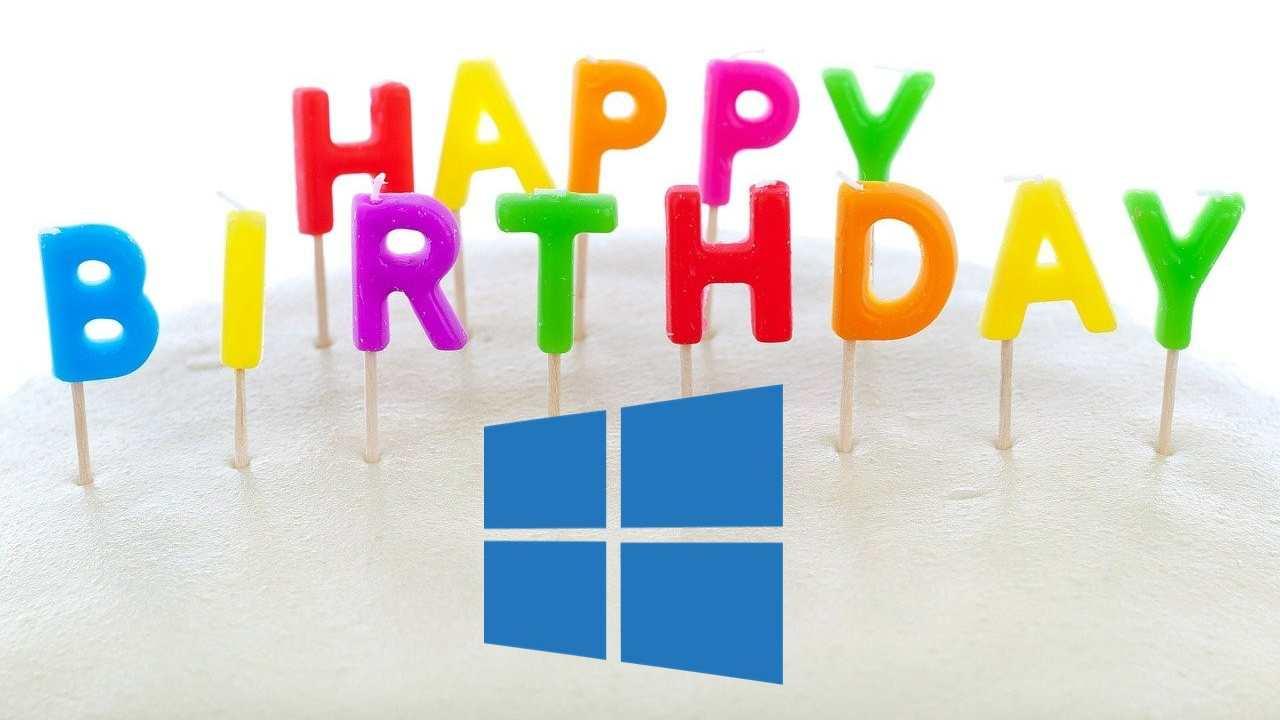 35 anni Windows