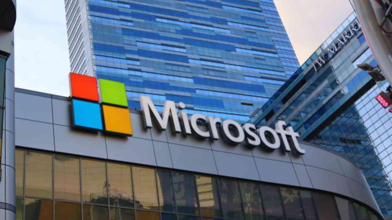 Azienda Microsoft