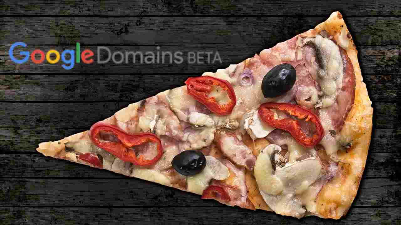 Dominio pizza