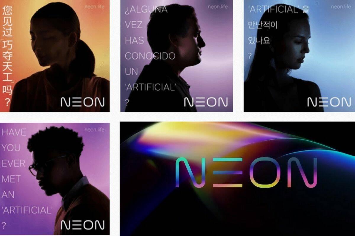 Samsung Neon