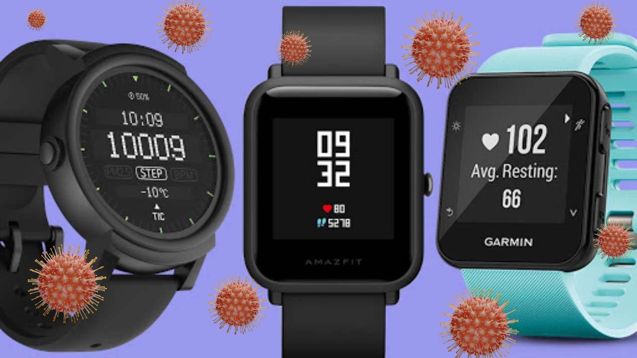 Smartwatch contro Covid-19
