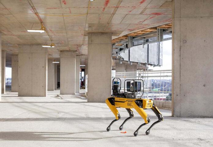 Robot Foster + Partners