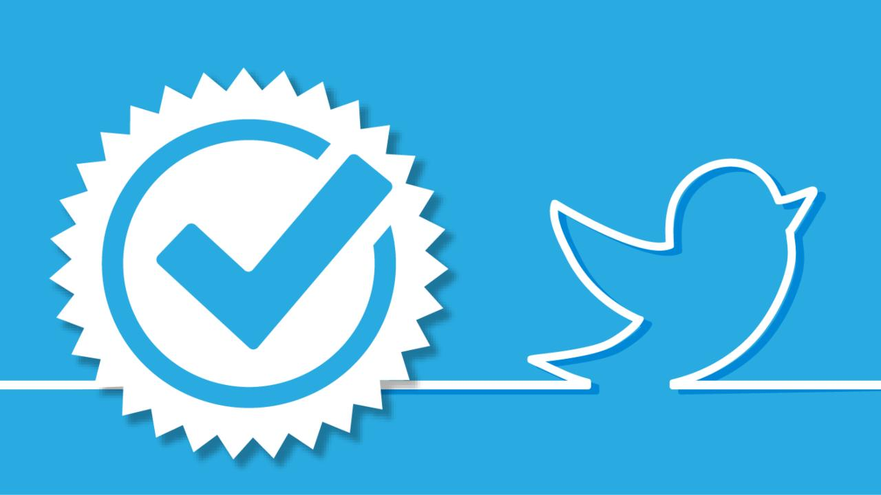 Twitter verify account