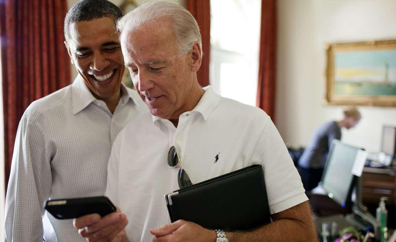 Biden e Obama
