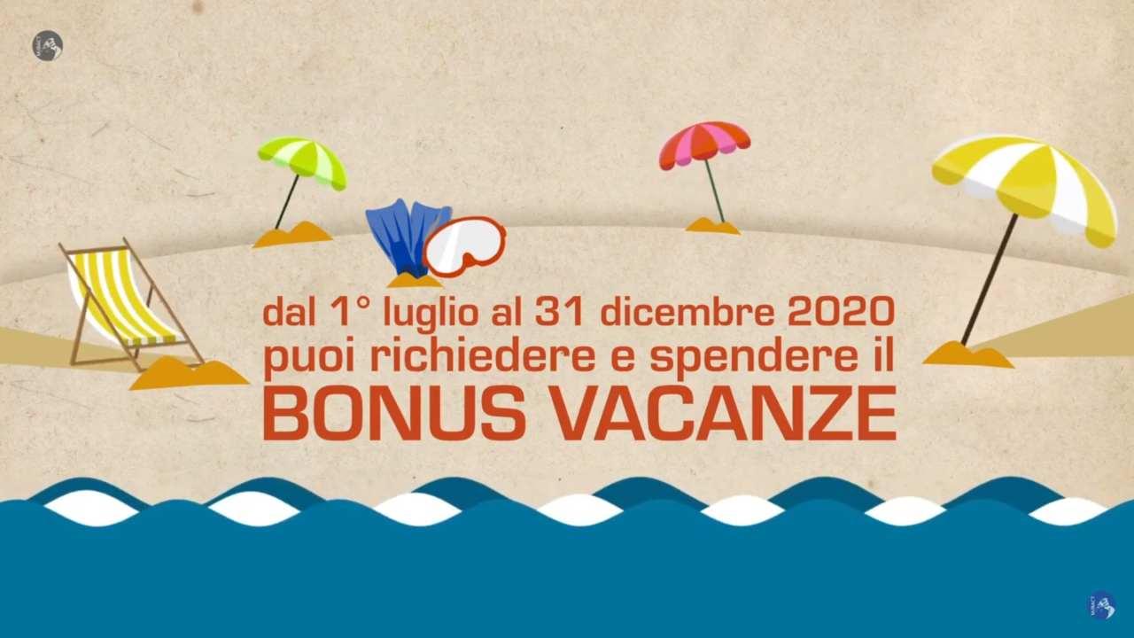 Richiedere Bonus Vacanze