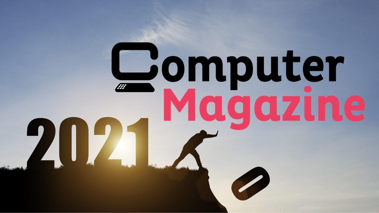 Buon 2021 da Computer Magazine (Adobe Stock)