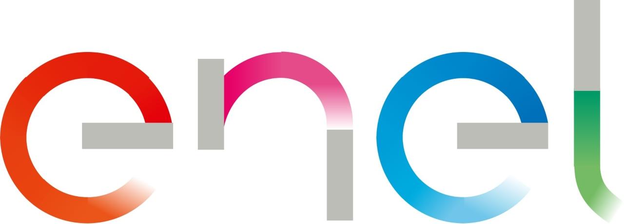 Logo Enel cessione Open Fiber