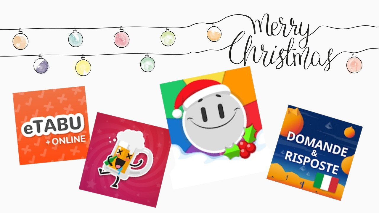 Giocare online a Natale