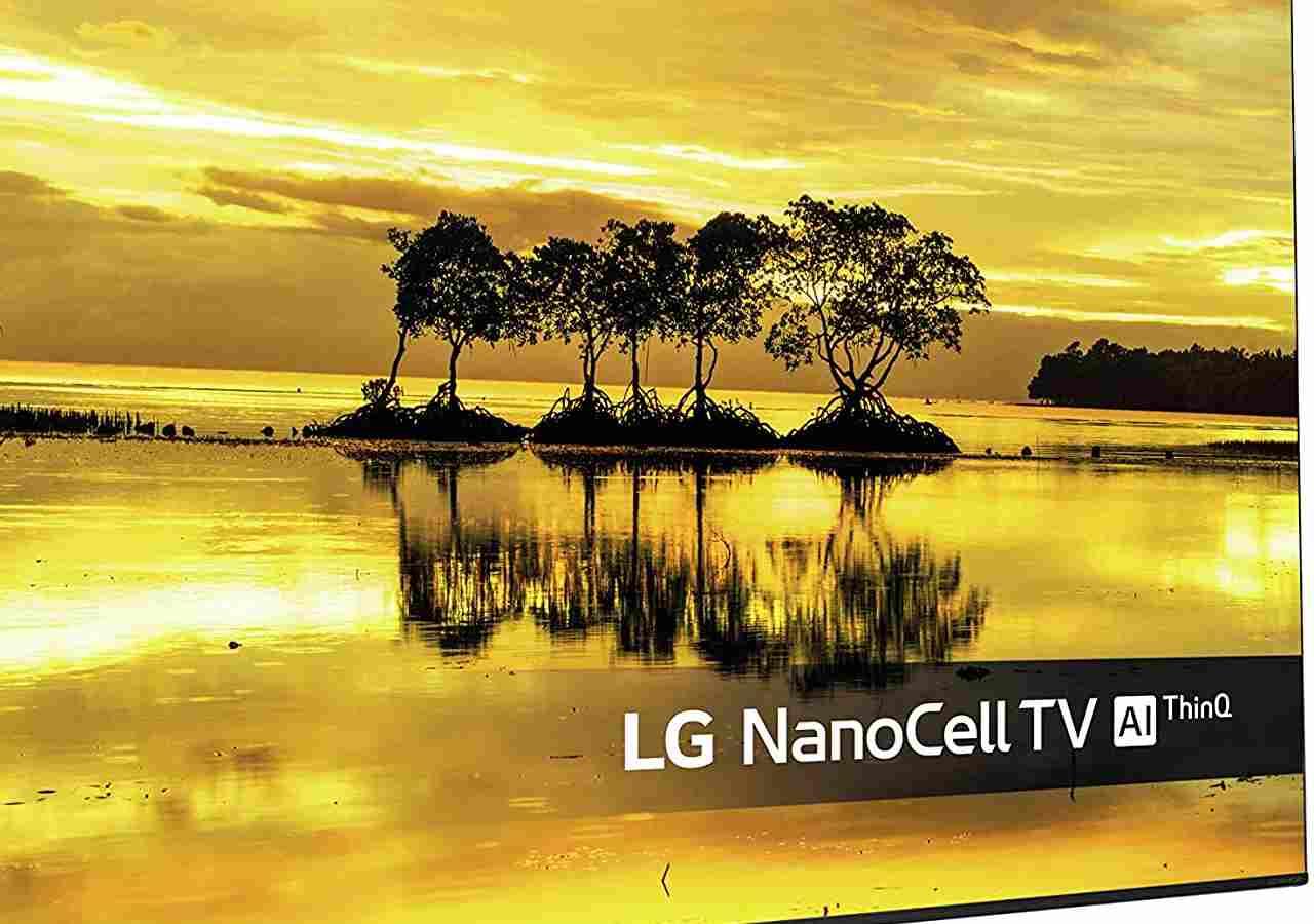 Lg Nanocell offerta Amazon