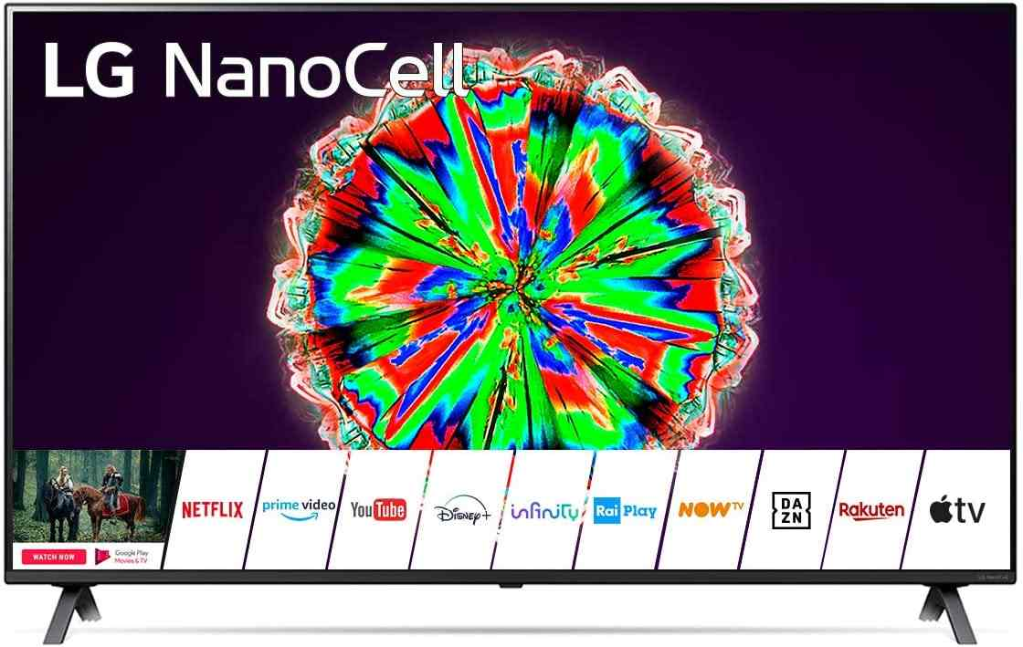 Lg Nanoncell in offerta (Amazon)