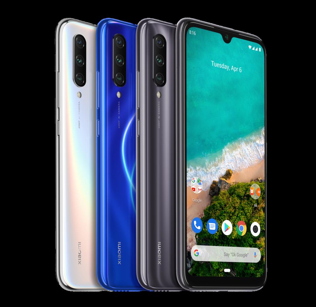 Xiaomi Mi A3 riceve Android 11