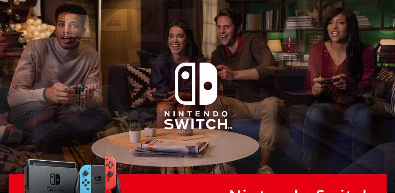 Nintendo Switch (Nintendo)