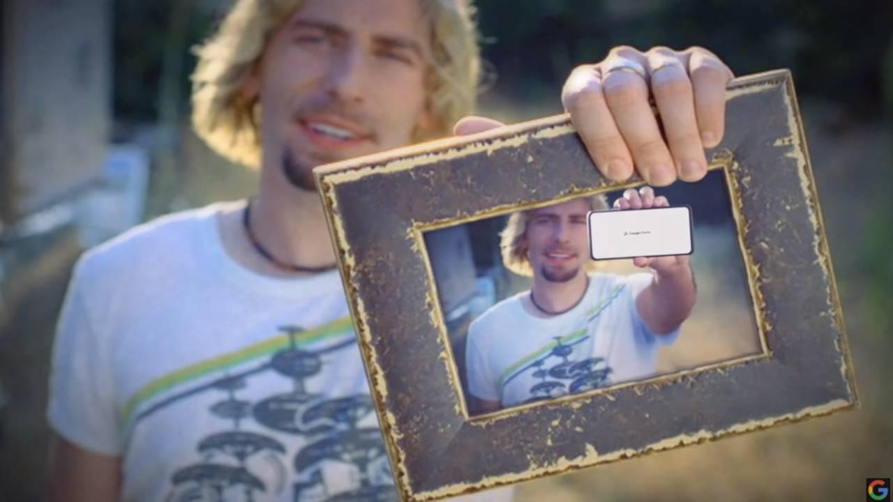 """Photograph"" per Google Foto"