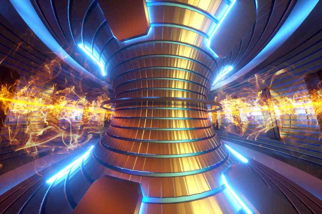 Reattore nucleare (Adobe Stock)