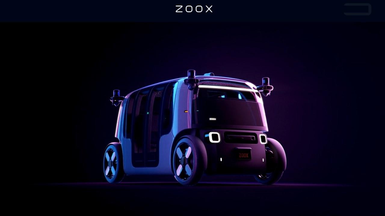 Robotaxi Zoox