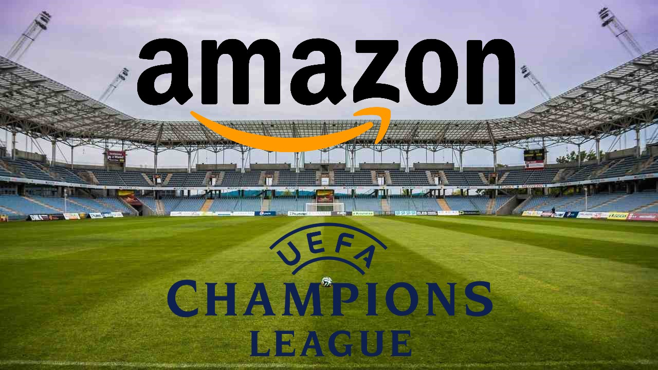 Champions League su Amazon