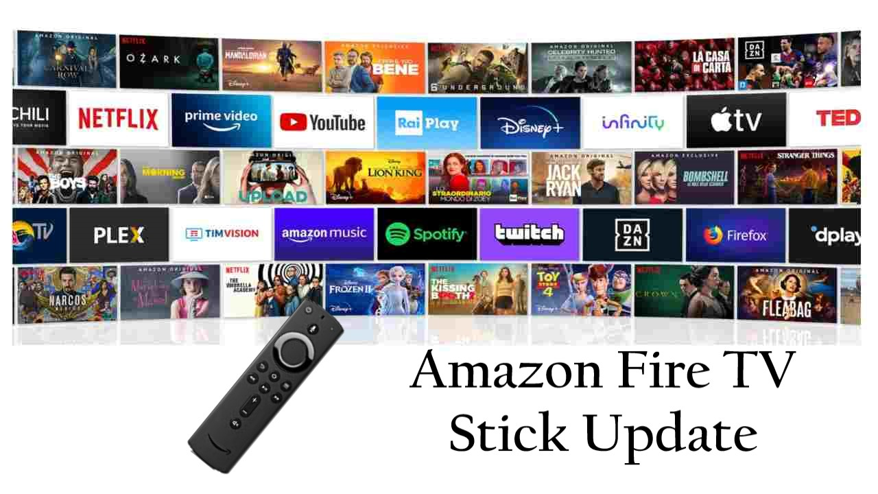 Update per Fire TV Stick