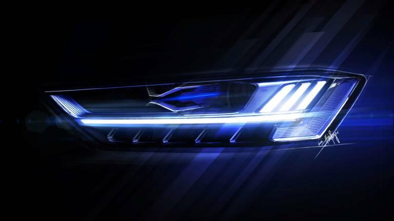 Audi fari