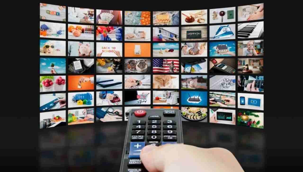 Canali digitale terrestre