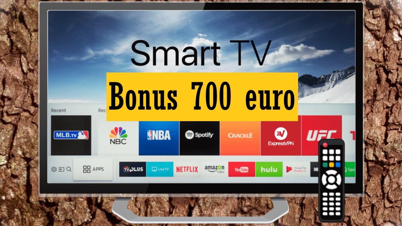Bonus 700 euro