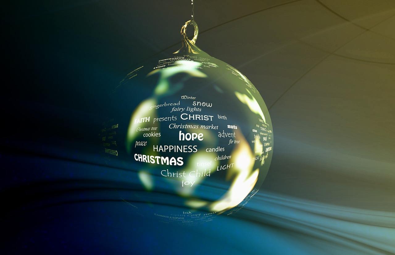Sfera del Natale