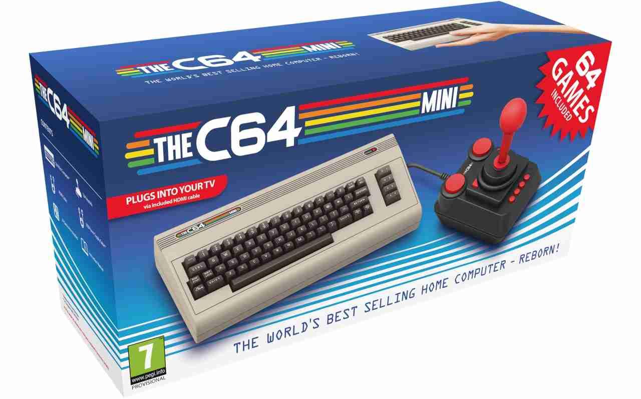 Consolle di Commodore 64