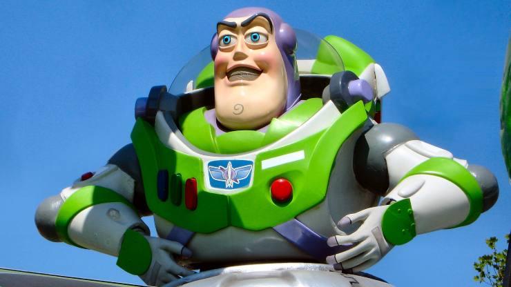 Buzz Lightyear smartwatch bambini