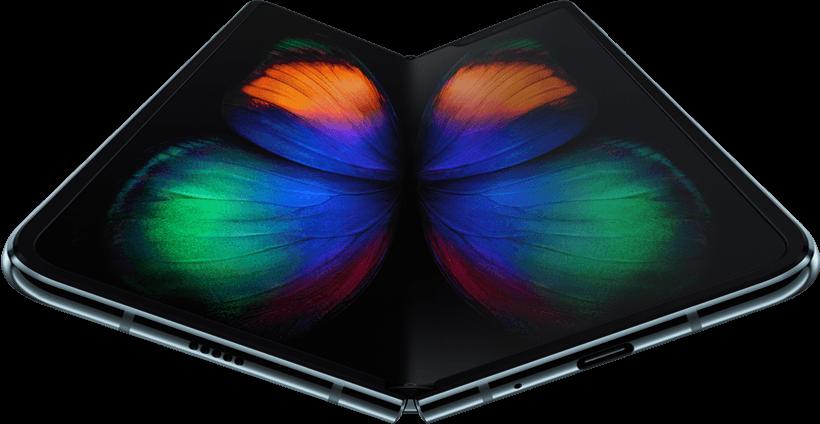 Samsung ha quattro nuovi pieghevoli
