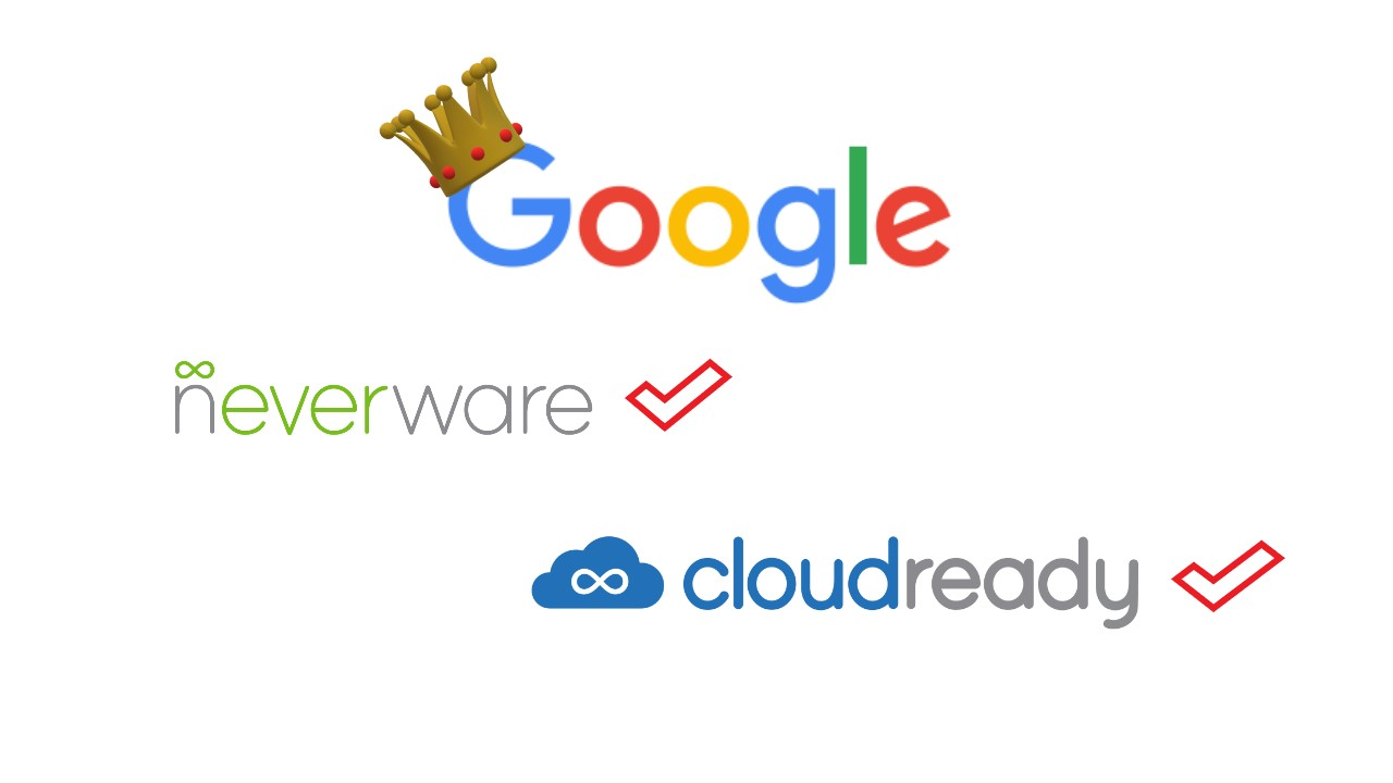 Google acquista Neverware
