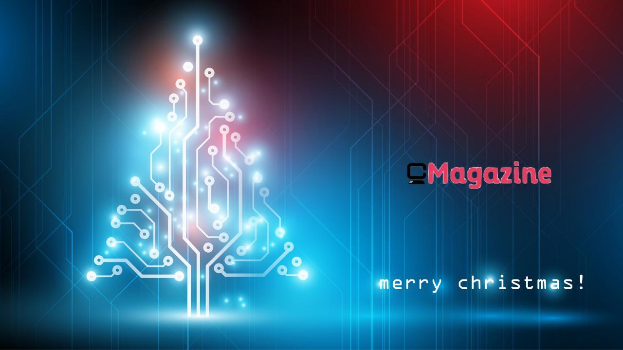 Auguri di buon Natale da Computer Magazine