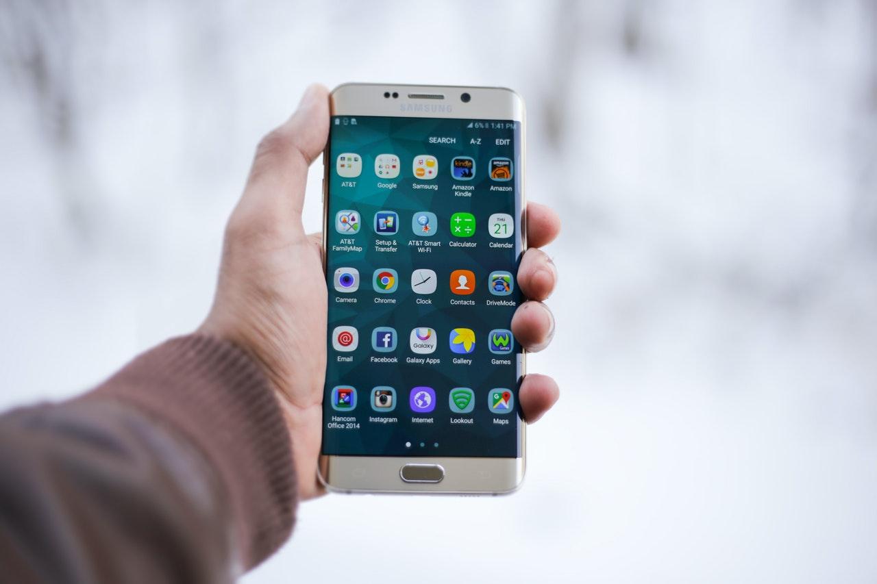 Applicazioni su smartphone