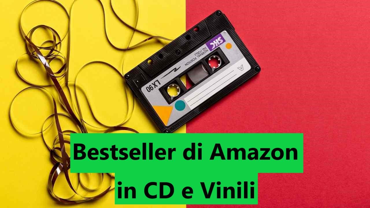 Bestselle di Amazon in CD e Vinili