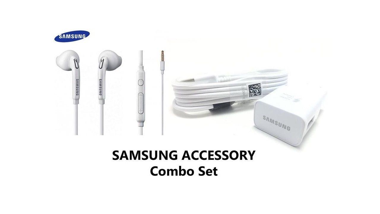 Accessori confezione smartphone